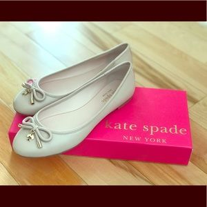 Kate Spade Willa Flats—Nude Size 6.5